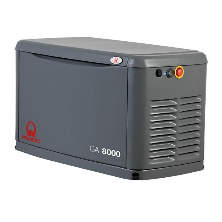 Генератор газовый Pramac GA8000